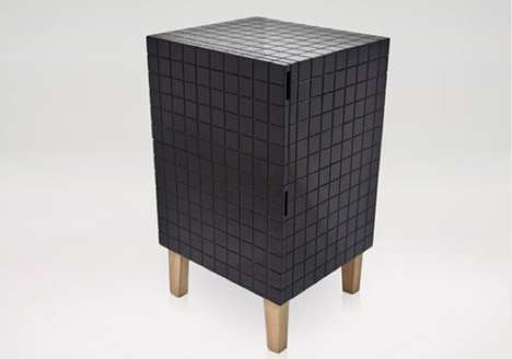 Filing Cabinet by Mole Studio