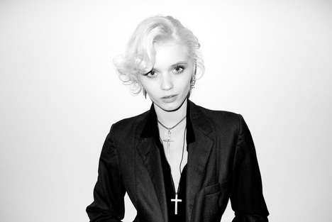 Abbey Lee Kershaw by Terry Richardson