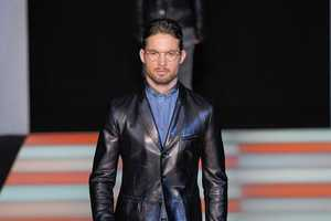 The Giorgio Armani FW12 Collection Hones in on High Style and Comfort