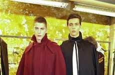 Macho Caped Fashion