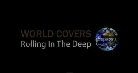 World Rolling in the Deep