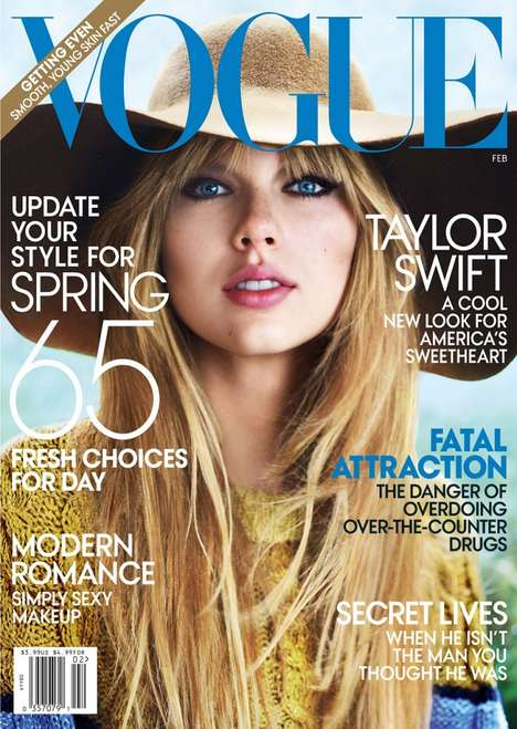 Taylor Swift Vogue