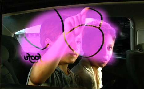 Interactive Car Windows