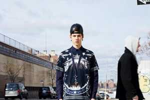 The Givenchy Pre-Fall 2012 Lookbook Breaks Gender Barriers