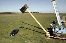 Giant Tomahawk Tricks
