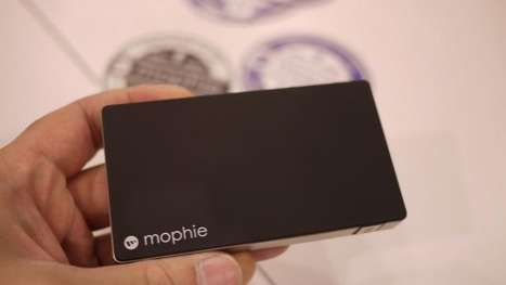 mophie juice pack powerstation