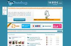 Charitable Ad Streaming Sites