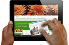 Educational eReader Upgrades - Apple iBooks 2 Offers Interactive Textbooks