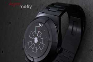 The Asymmetry Watch is Inspired by the ISS of the Future