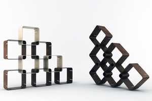 'Smartsquare' by Pietro Russomanno Can Be Arranged in Multiple Ways