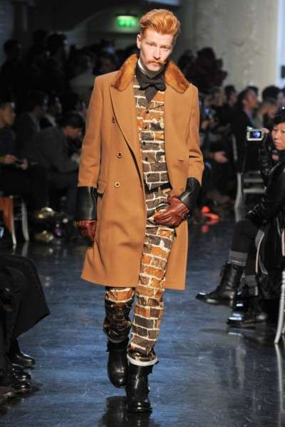 Jean Paul Gaultier Man Fall/Winter 2012