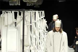 The Henrik Vibskov Fall/Winter 2012 Collection is Cinematic