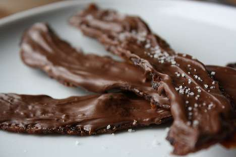 Chocolate-Covered Pork - Nutella-Coated Bacon Will Give You an Instant Heart Attack