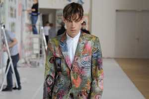 Dries Van Noten FW 2012 Collection Debuted at Paris Fashion Week