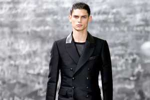 The Yves Saint Laurent Fall/Winter 2012 Collection is Future Friendly