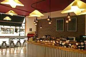 Artisan Coffee by Liquidesign Features Eco-Friendly Decor