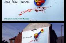 Youth Shockvertising II - CONCEPT 'Don't Lose Control' Child Abuse Ad