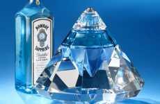 Crystal Gem Bottles for Charity