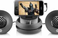 DLO Portable iPhone Speakers