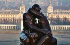 Marmite Statue