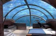 7 Floors & 7 Stars Below Sea Level - Istanbul Underwater Hotel