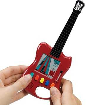 Guitar Hero Goes Mobile
