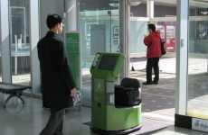 RoboPorter at Kita Kyushu Airport