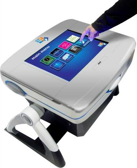 Electronic Edutainment System - Touch Table EES