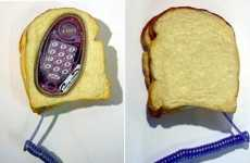Real Phone In A Fake Sandwich