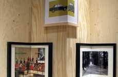 Corner Pictures Frames