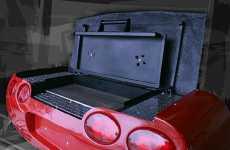 Designer Grills - Fiberglass BBQ Corvette