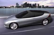 Wiperless Windshield - Hidra Concept Car