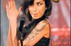 Amy Winehouse Fashion & Make-Up Lines