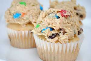 These Monster Cookie Dough Cupcakes Will Delight Your Inner Child