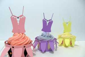 'Cakeadoodledoo' Crafts Inventive Sweet Treat Wrappers
