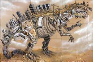 The Prehistoric Metropolitans of Andy Council are Joyfully Jurassic