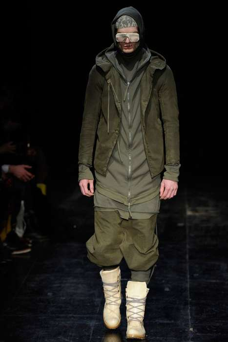 Boris Bidjan Saberi Fall/Winter 2012