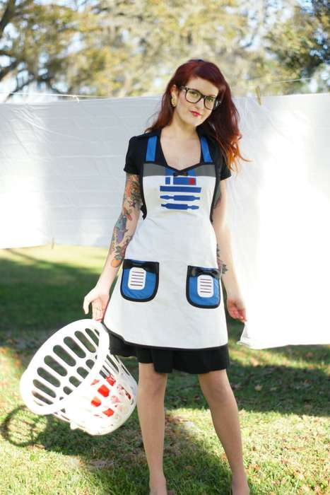 R2D2 Apron