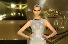 Haute Catwalk Comebacks - Donatella Returns With Versace Haute Couture Autumn 2012 After Eight Years