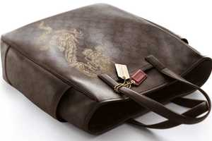 NeochaEDGE x Coach 'Year of the Dragon' Accessories