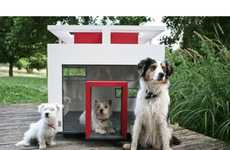 20 Darling Doghouses