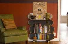 Extreme Sport Bookshelves