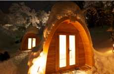Robust Outdoor Brands' POD Houses Make for Eco-Friendly Camping