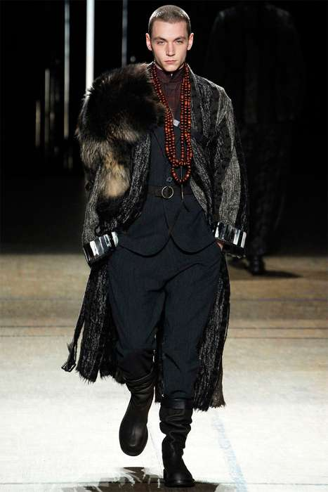 Damir Doma Fall/Winter 2012