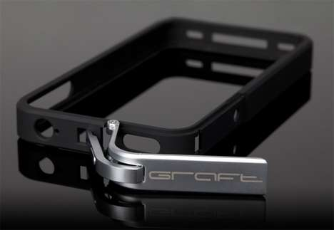 Graft Leverage iPhone case