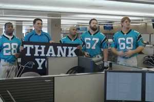 The NFL 'We Play For You' Video Features Players Singing Thank You