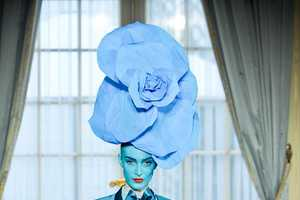 The Alexis Mabille Haute Couture Spring 2012 Collection is Wonkatastic