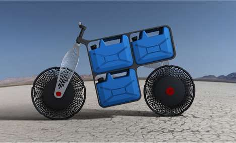 Water on Wheels