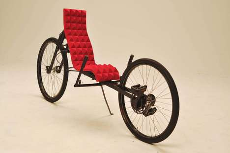 recumbent bicycle design