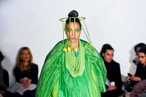 The Maurizio Galante Haute Couture Spring 2012 Line is Down to Earth